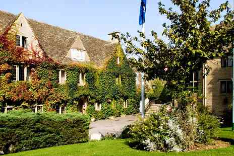 Hatton Court -  17th Century Cotswolds Manor Escape with Meals  - Save 38%