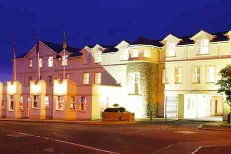 Ballyliffin Hotel - Two Night stay For Two With Breakfast and One Dinner - Save 0%