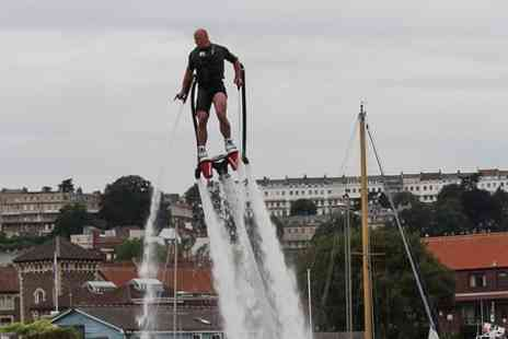 Big Crazy - Flyboarding or Hoverboarding for One  - Save 50%