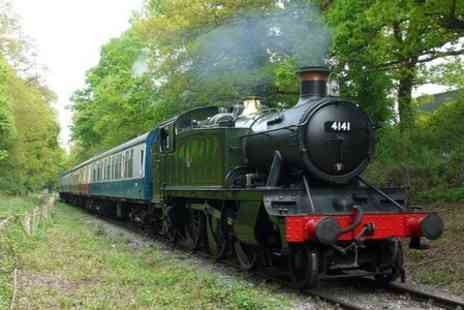 Epping Ongar Railway - Entry to Heritage Experience for Two Adults - Save 50%