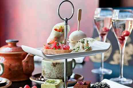 Buddha Bar - Asian Champagne Afternoon Tea for two - Save 50%
