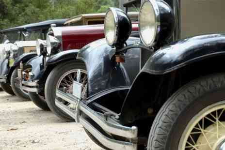 Newburn Motor Museum - Newburn Motor Museum Entry For Two - Save 34%