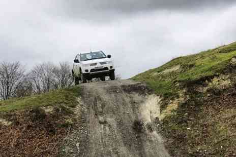 True Grip  - Off Road 4 x 4 Driving Experience For One - Save 60%