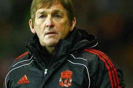 Gala Events - An Afternoon With Kenny Dalglish With a Three Course Meal - Save 42%