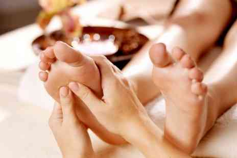The Drury Lane Clinic -  One Session of Foot Reflexology  - Save 52%
