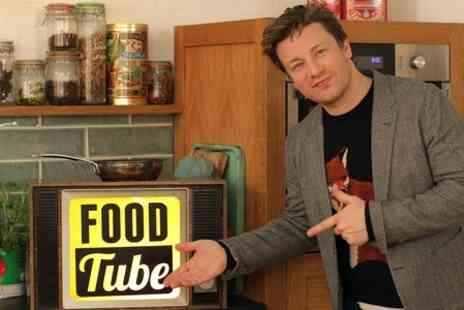 BBC Good Food Show - Tickets to  Jamie Olivers Food Tube Live  - Save 50%
