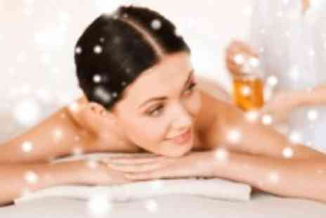 SJ Cosmetology - Luxury winter package; back, neck & shoulder massage plus a facial of your choice - Save 0%