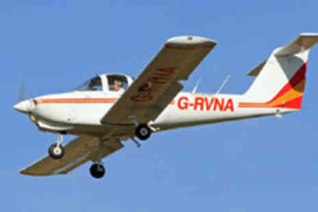 Ravenair Flying School - Choice of Thrilling Light Aircraft Flying Lessons for One - Save 25%