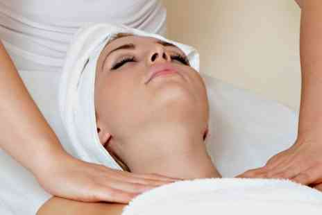 Beauty 2 - Massage or Reflexology Plus Choice of Facial  - Save 73%
