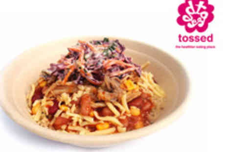 Tossed - Enjoy a Healthy Lunch  - Save 41%