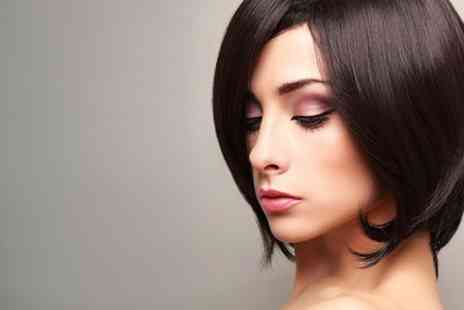 Glow Hair & Beauty - Cut and Blow Dry With Colour - Save 58%