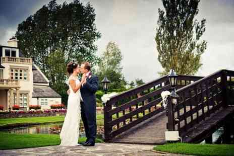 Rookery Manor - Wedding Package For 40 Guests  - Save 51%