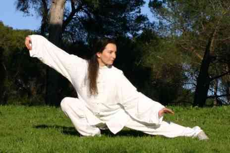 Union Yoga Centre - Six Week Beginners Tai Chi Course  - Save 58%