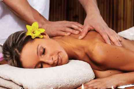 Hands on Healing - 60 minute rejuvenating facial and massage - Save 0%