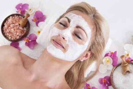 Dyenamix hair & beauty - Rosemary Facial With Manicure  and Pedicure  - Save 60%