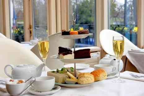 Corus Hotel Hyde Park - Afternoon tea for two including a glass of Champagne  - Save 68%