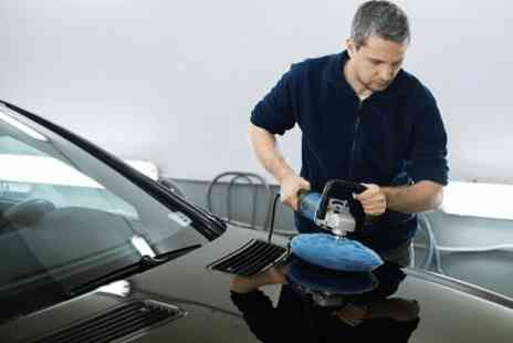 Kwik Valet Solutions - Scratch repair, with a paint touch up and polish for one panel - Save 0%