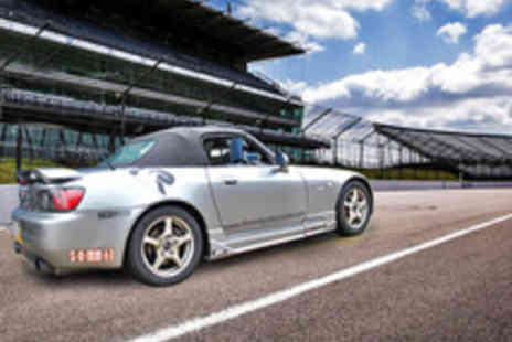 The Real Gran Turismo - Half Day Track Driving Experience At Rockingham Speedway - Save 52%