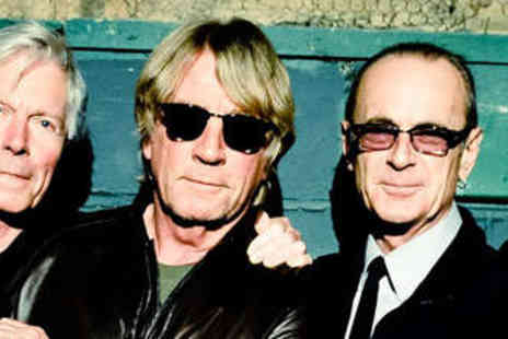 The O2 - VIP Package to see Status Quo - Save 0%