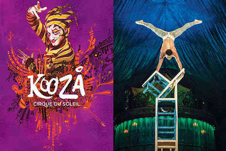 Cirque du Soleil - Ticket to Cirque du Soleils Kooza - Save 0%