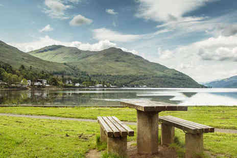 Arrochar Hotel - One Night Arrochar Alps Hotel Stay for Two with Breakfast, Three Course Dinner, and Late Checkout - Save 53%