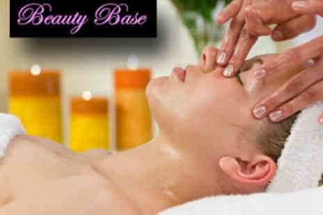 Beauty Base - Deep Cleansing Luxury Facial plus Eyebrow Shape £12 instead of £31 - Save 61%