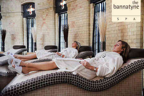 Bannatyne Spa - Choice of  Spa Package for One  - Save 45%