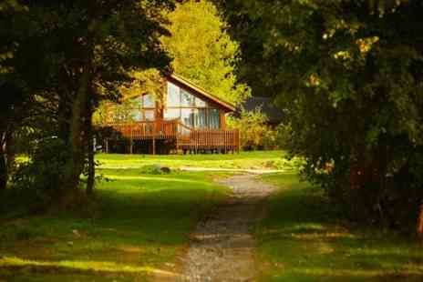 Forest Holidays - Four Nights stay with Hot Tub for up to four with Forest Holidays - Save 0%