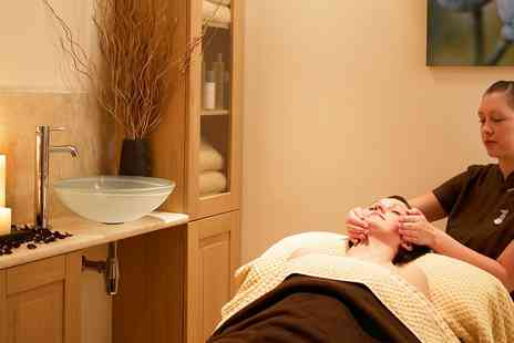 The Hampshire Court Hotel - Basingstoke Spa Day including Two Treatments - Save 53%