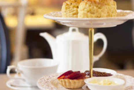 The Cafe at Hartleys  - Christmas Afternoon Tea for Two - Save 50%