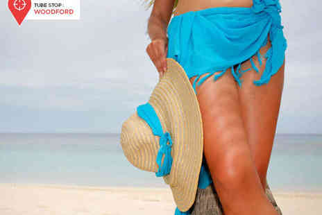 His and Hers Beauty Clinic - Six Sessions of Laser Hair Removal on One - Save 93%