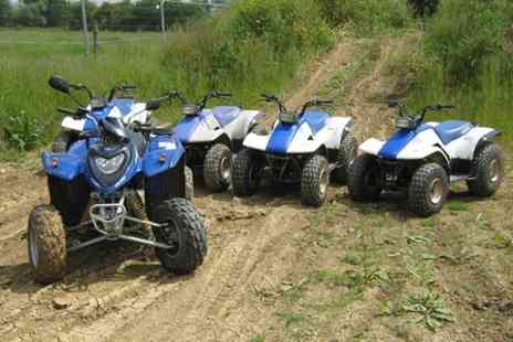 Quad Cross - One Hour Quad Biking Experience  - Save 67%