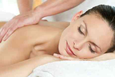Hands on Healing - One 45 Minute or Two 30-Minute Massages  - Save 53%