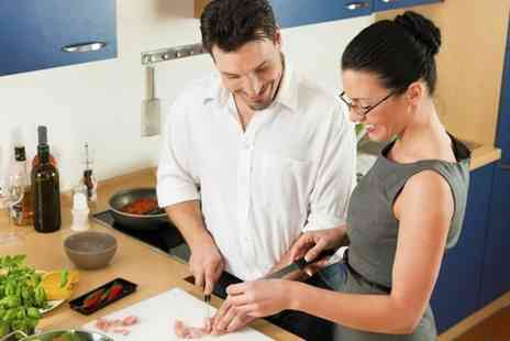 Alexanda Hamilton - Cookery Speed Dating For One  - Save 0%
