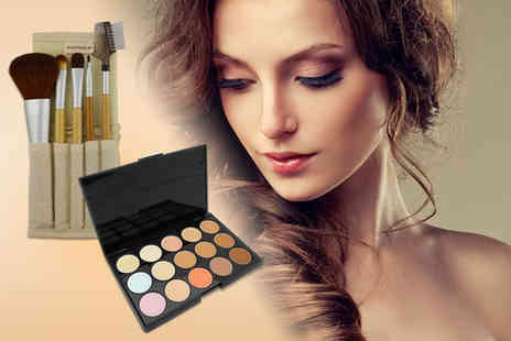 Quick Style - Facial contouring palette - Save 83%