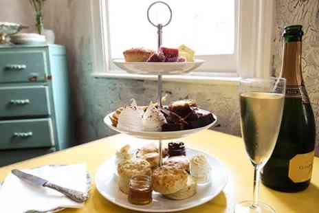 Pudding Bar - Afternoon Tea With Sparking Wine - Save 0%