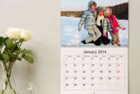 Albelli - Personalised Photo Calendar - Save 52%