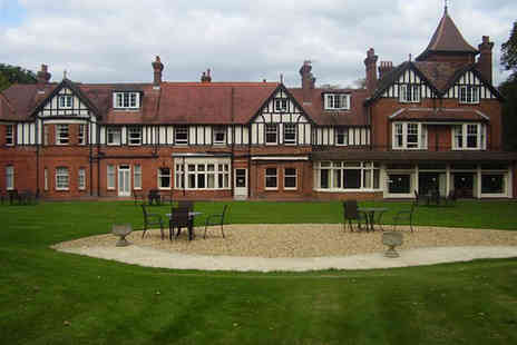 Forest Park Hotel - Two night break for 2 including cream tea and breakfast - Save 57%