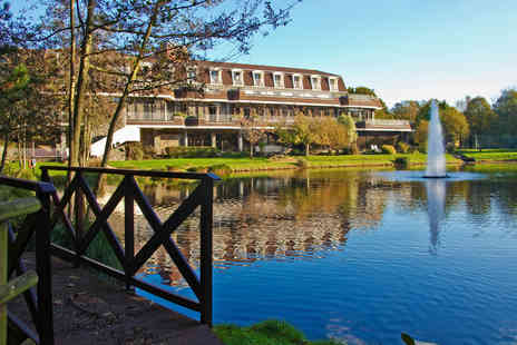 Handpicked Hotels -  Deluxe Dining Stay on the Isle of Guernsey - Save 30%