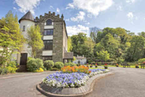 Handpicked Hotels  - Riverside Dining Stay for Two in Romantic Derbyshire - Save 38%
