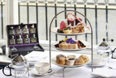 Hilton London Green Park - Festive Afternoon Tea by the Park with Champagne Cocktail Option - Save 49%