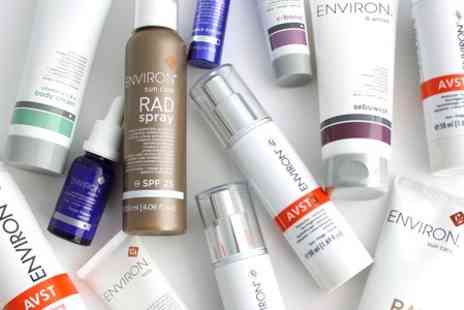 Environ Skin Care - Environ Skin Analysis With Goody Bag  - Save 81%
