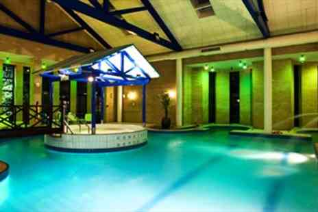 Hallmark Hotel Gloucester - Afternoon Tea, Swim & Spa Access for Two - Save 53%