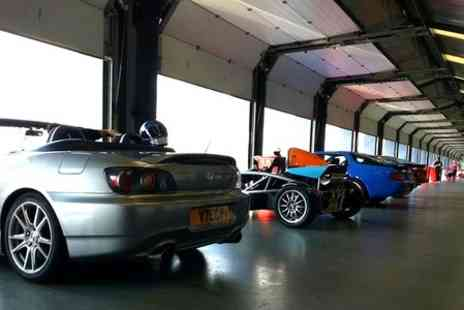 The Real Gran Turismo - Two Lap Passenger Ride in Ariel Atom or Ten Lap Driving Experience  - Save 56%