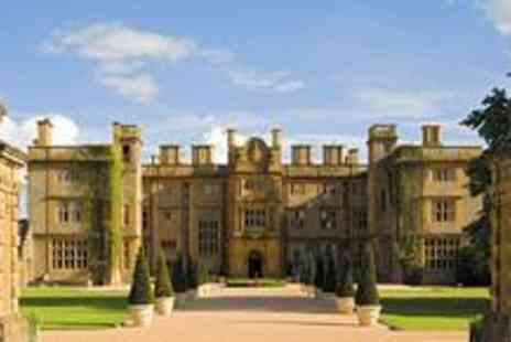 EYNSHAM HALL - Two night stay for two with breakfast and full use of the leisure facilities - Save 71%