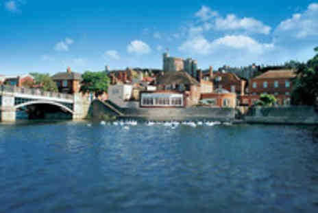 Sir Christopher Wren Hotel -  Romantic Two Night Riverside Stay in Historic Windsor - Save 42%