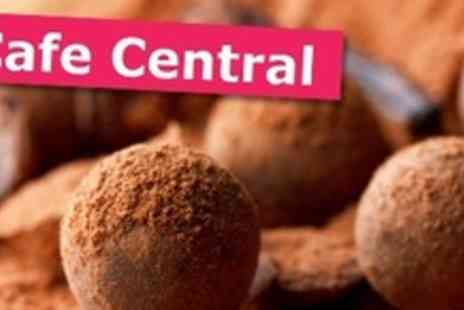Cafe Central - Three Hour Chocolate and Confectionary Workshop - Save 71%