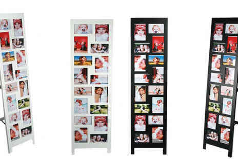 Delizius Deluxe - Display Board Photo Frame - Save 40%