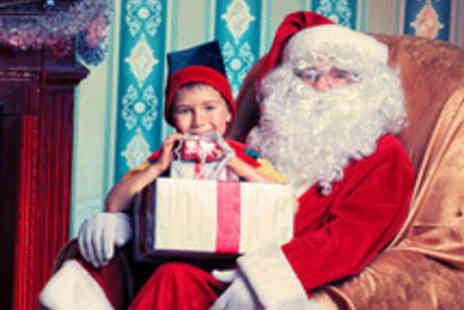 BOS VIP Consultants - Meeting with Santa and Christmas Activities for the Family - Save 33%