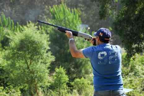 Hawley Clay Shooting Ground - Clay Pigeon Shooting Experience  - Save 0%